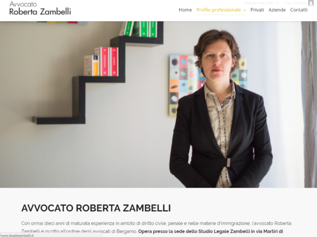 Lawyer Zambelli